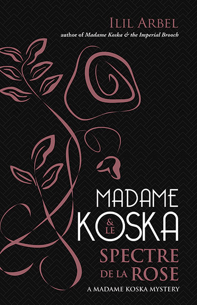 Madame Koska and le Spectre de la Rose by Ilil Arbel