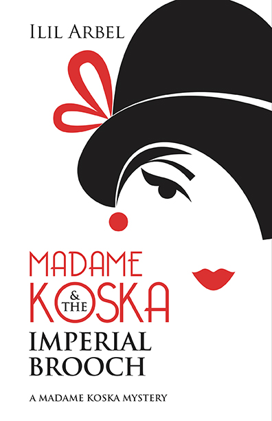 Madame Koska And The Imperial Brooch by Ilil Arbel