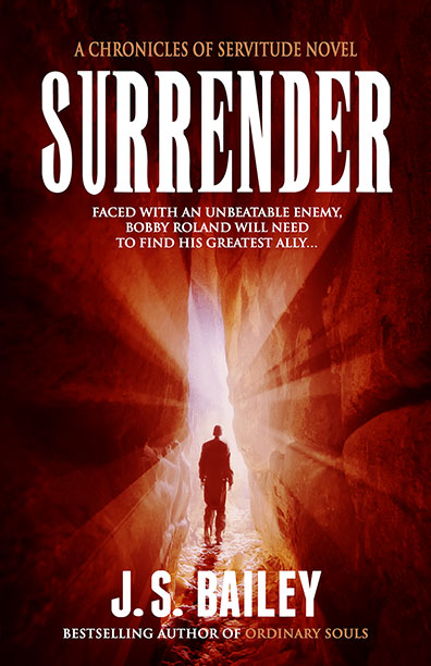 Surrender by J.S. Bailey