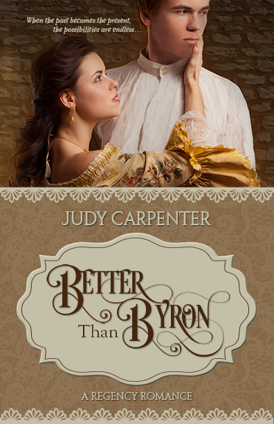 Better Than Byron by Judy Carpenter