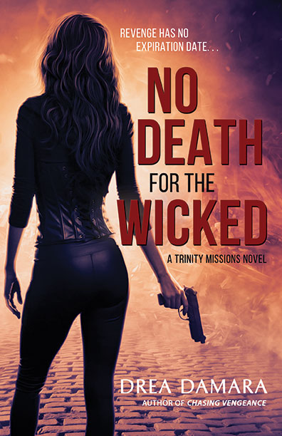 No Death for the Wicked by Drea Damara