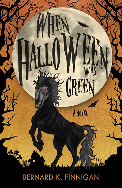 When Halloween Was Green - Bernard K. Finnigan