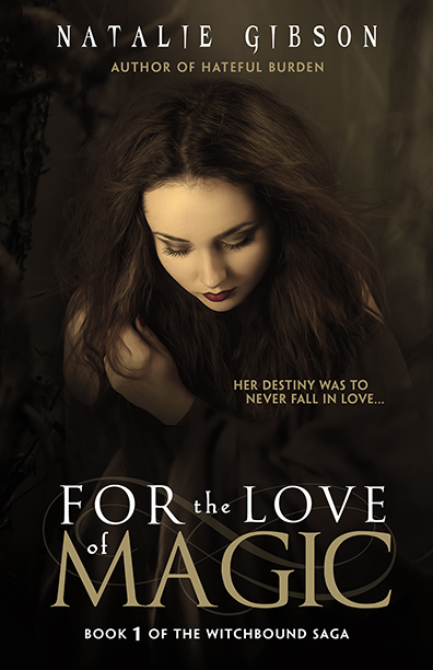 For The Love Of Magic - Natalie Gibson