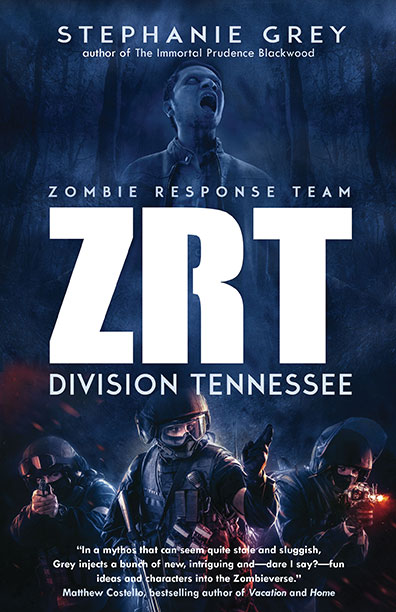 ZRT: Division Tennessee by Stephanie Grey