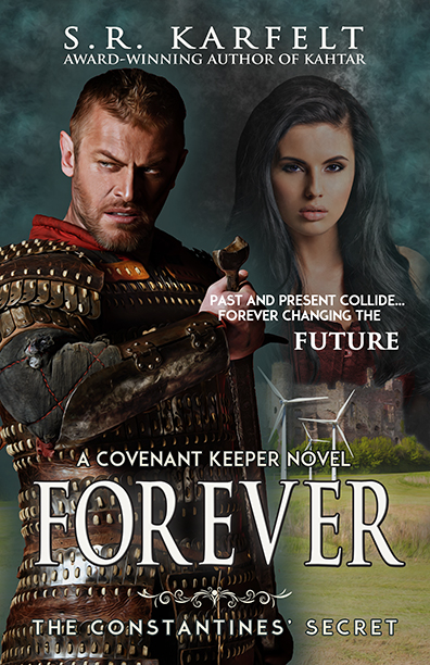 Forever: The Constantines' Secret - S.R. Karfelt