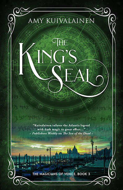 The King's Seal by Amy Kuivalainen