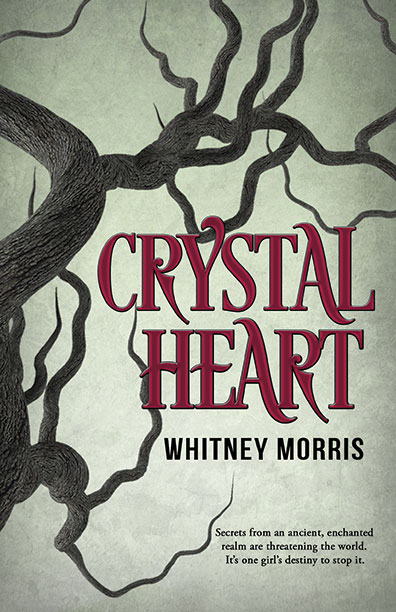 Crystal Heart by Whitney Morris