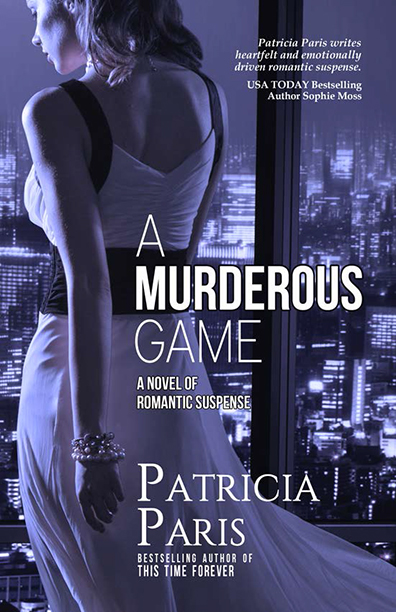 A Murderous Game - Patricia Paris