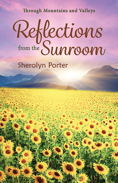 Through Mountains and Valleys: Reflections from the Sunroom by Sherolyn Porter