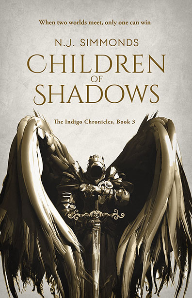 Children of Shadows by N.J. Simmonds