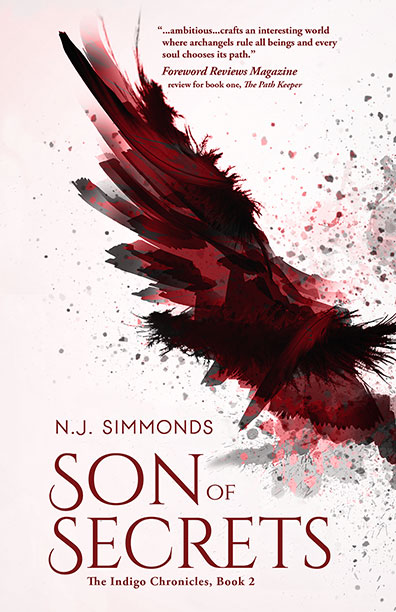 Son of Secrets by N.J. Simmonds