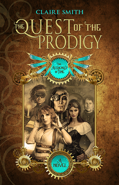 The Quest of the Prodigy - Claire Smith