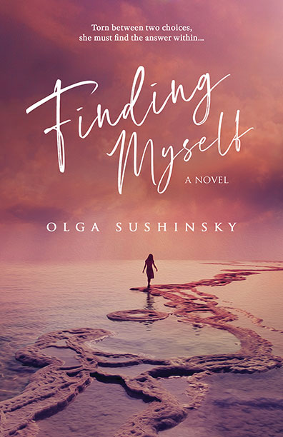 Finding Myself by Olga Sushinsky