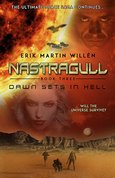 Nastragull: Dawn Sets In Hell - Erik Martin Willén