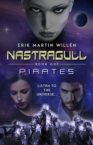 Nastragull: Pirates - Eric Martin Willén