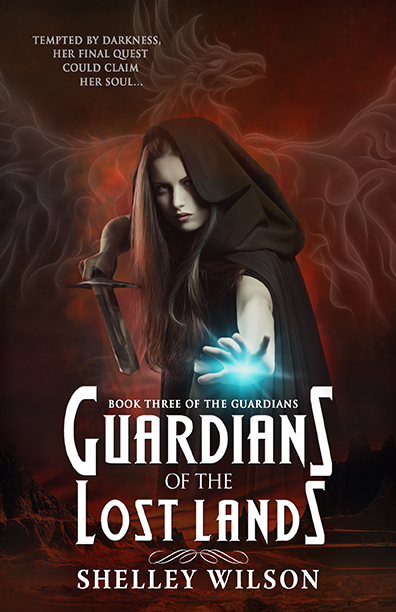 Guardians of the Lost Lands by Shelley Wilson