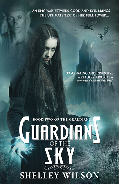 Guardians of the Sky by Shelley Wilson