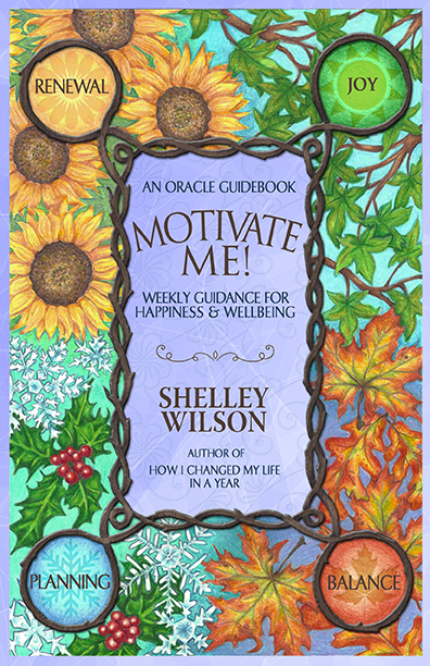 Motivate Me! by Shelley Wilson