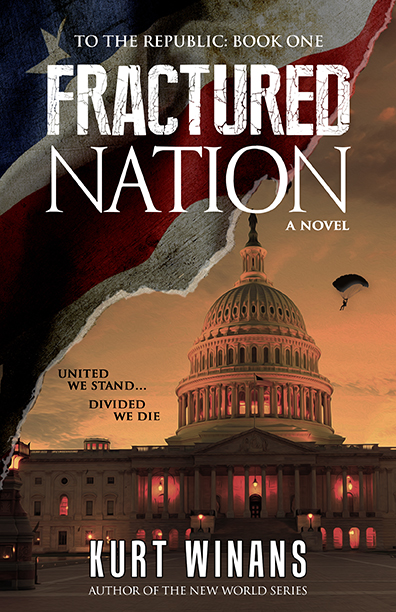 Fractured Nation by Kurt Winans