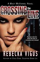Crossing the Line by Rebecka Vigus
