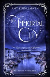 The Immortal City by Amy Kuivalainen