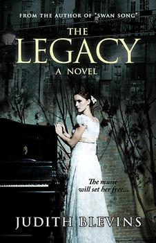 Win A Free Print Copy Of  The Legacy by Judith Blevins