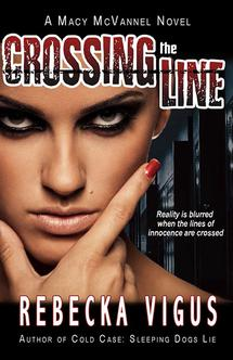 Crossing the Line - Rebecka Vigus